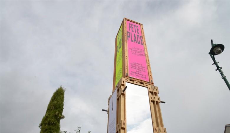 Fête Place - Margerie Chantagret