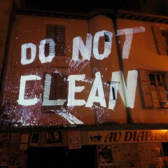 Do Not Clean